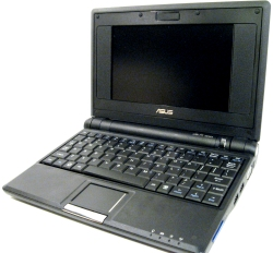 My eeepc, her name is \