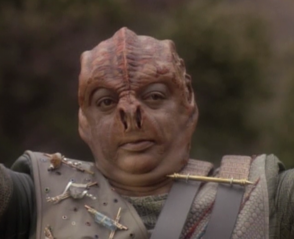 Darmok and Jelad at Tenagra