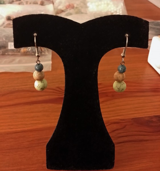 Fall Earrings #1