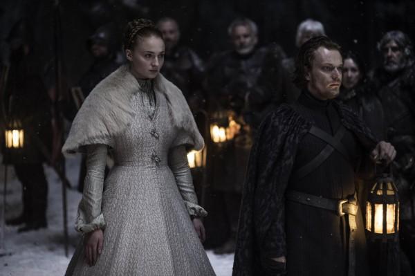 Sansa wedding