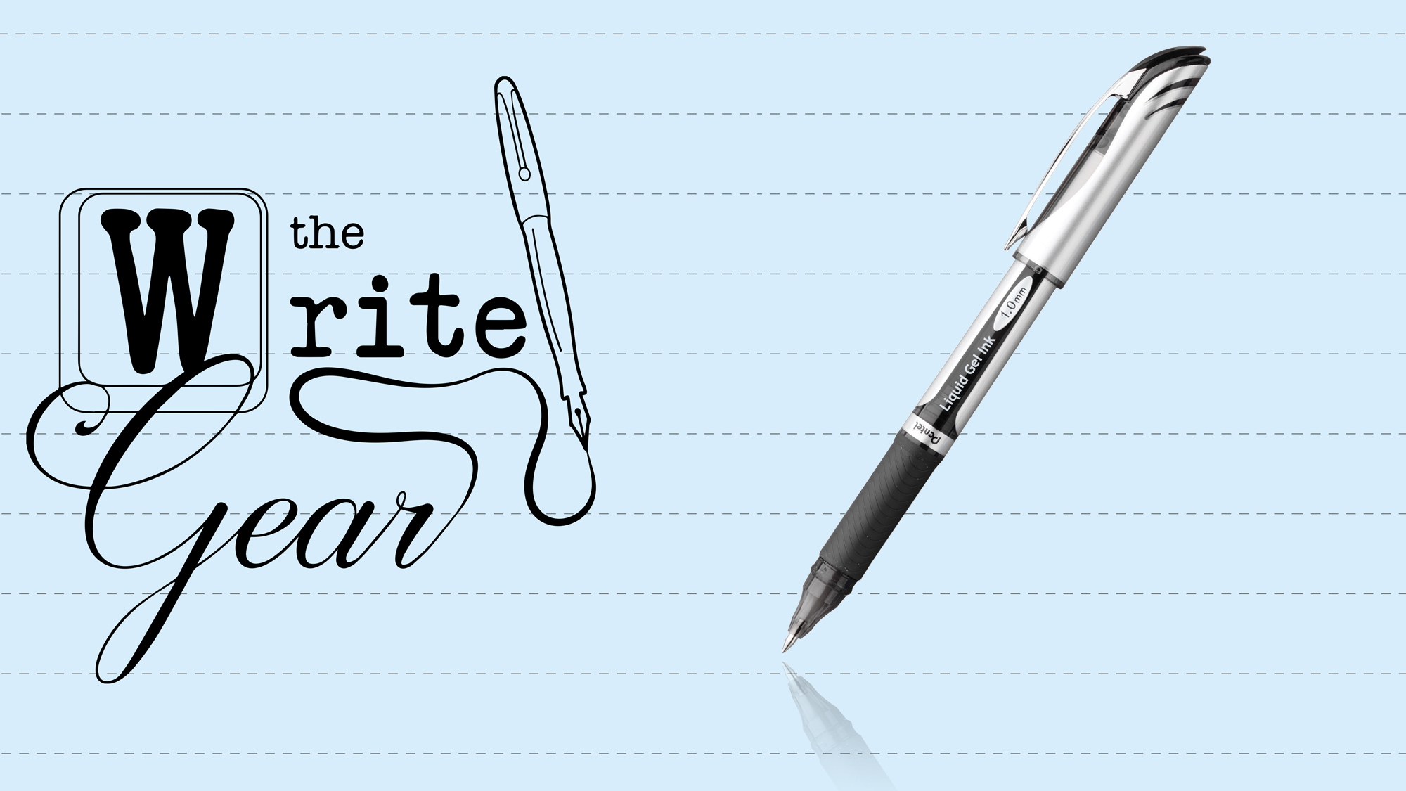 The Write Gear best pen episode