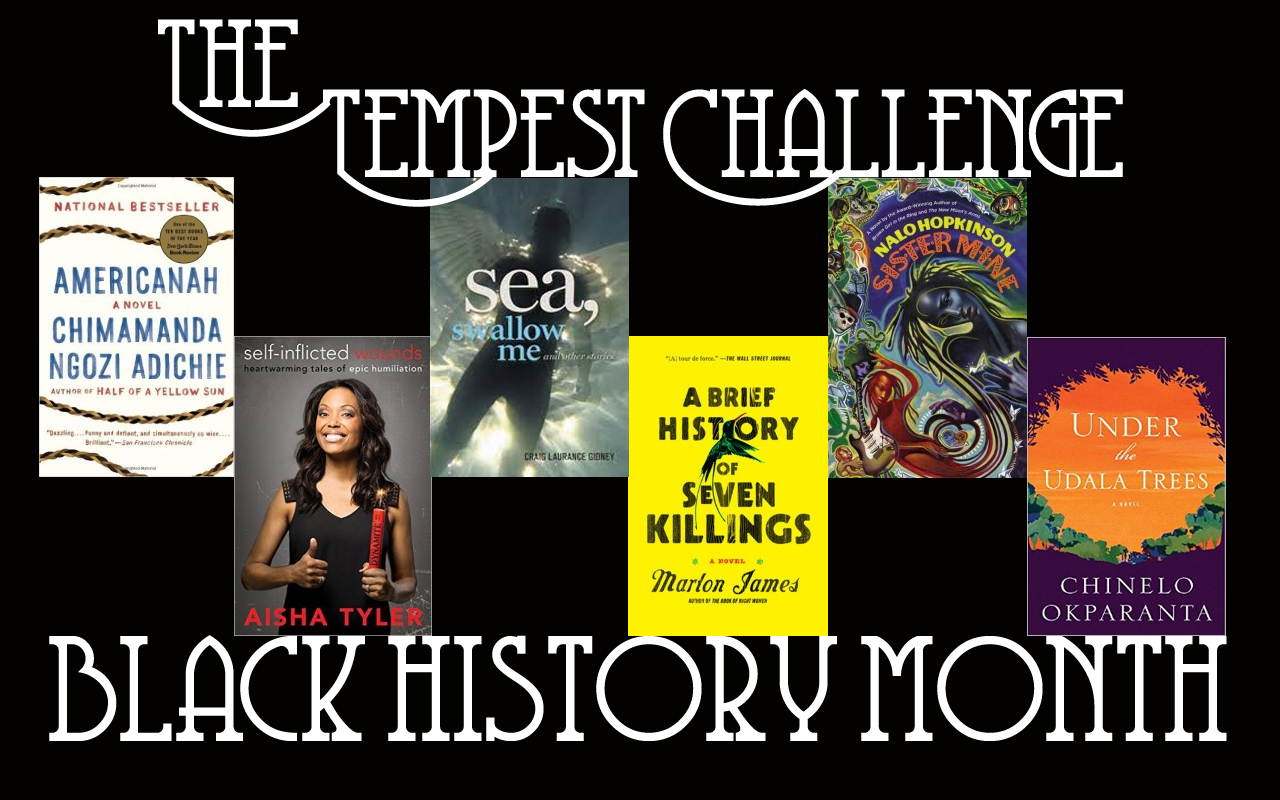 Black History Month Linkspam