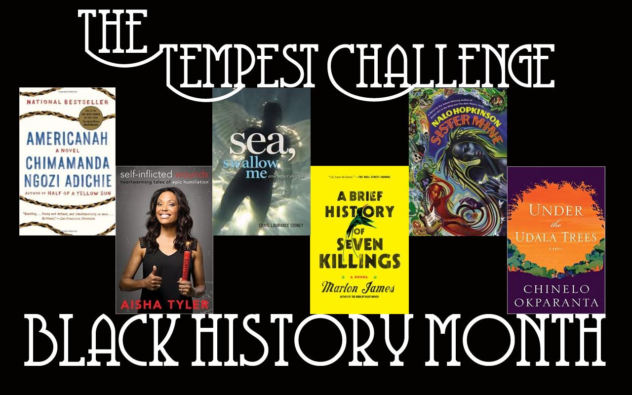 Black History Month Linkspam