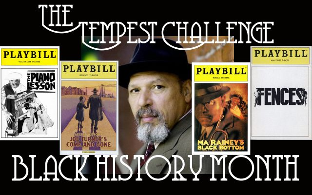 August Wilson's Plays