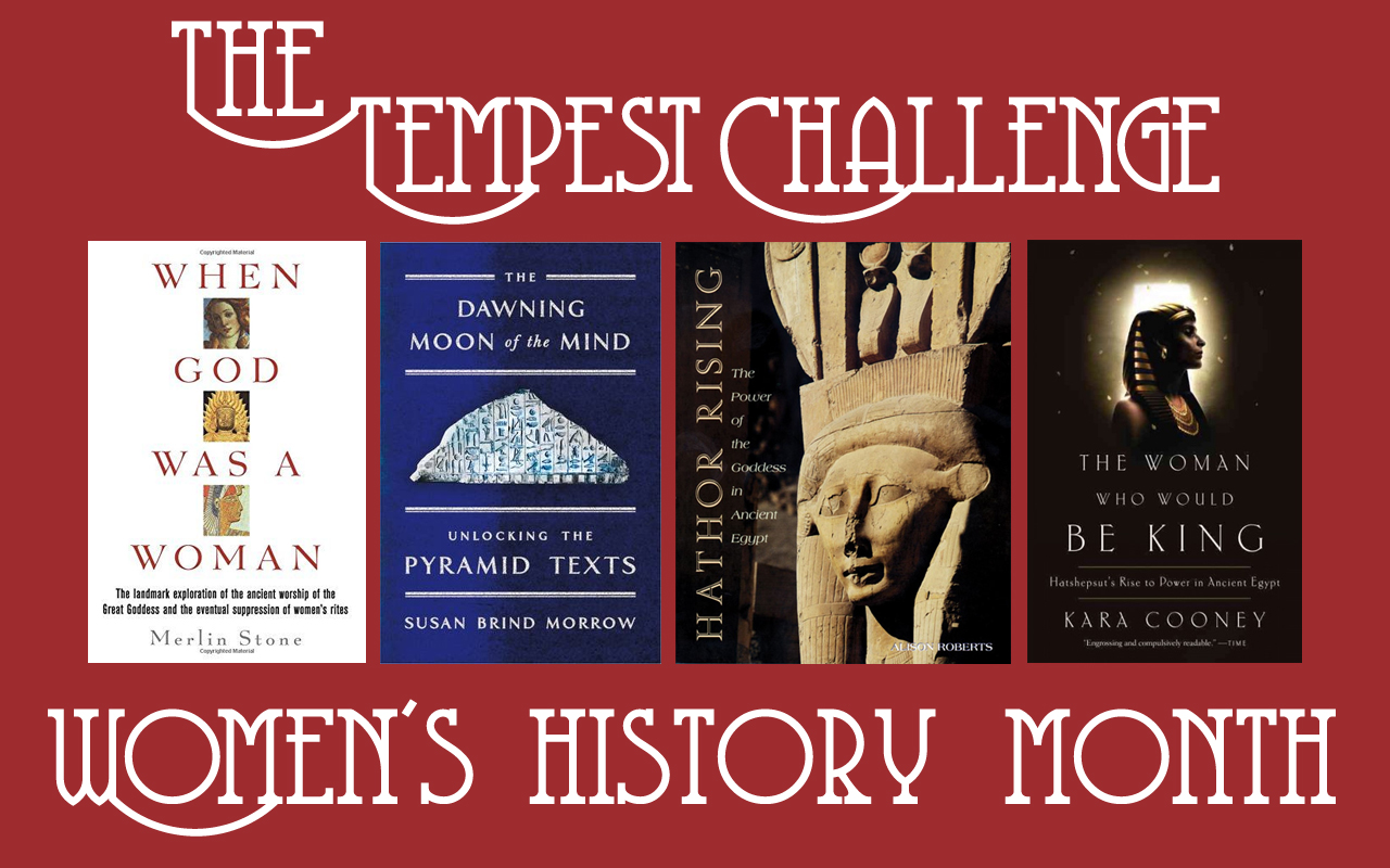 Tempest Challenge - History According to Women