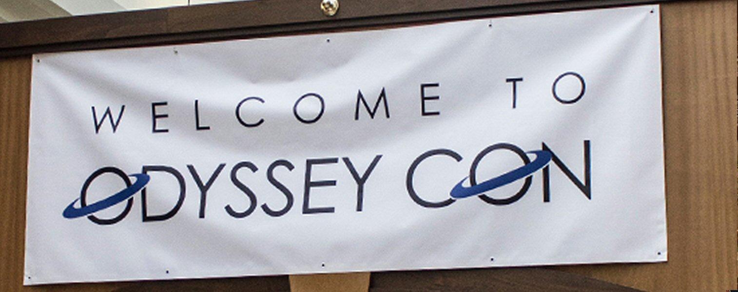 OdysseyCon banner