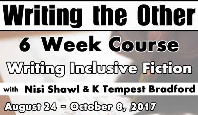 Writing IOnclusive Fiction 6 Week Course Fall 2017