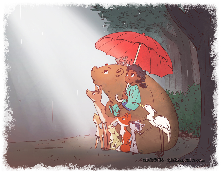 rainy day by nilah macgruder
