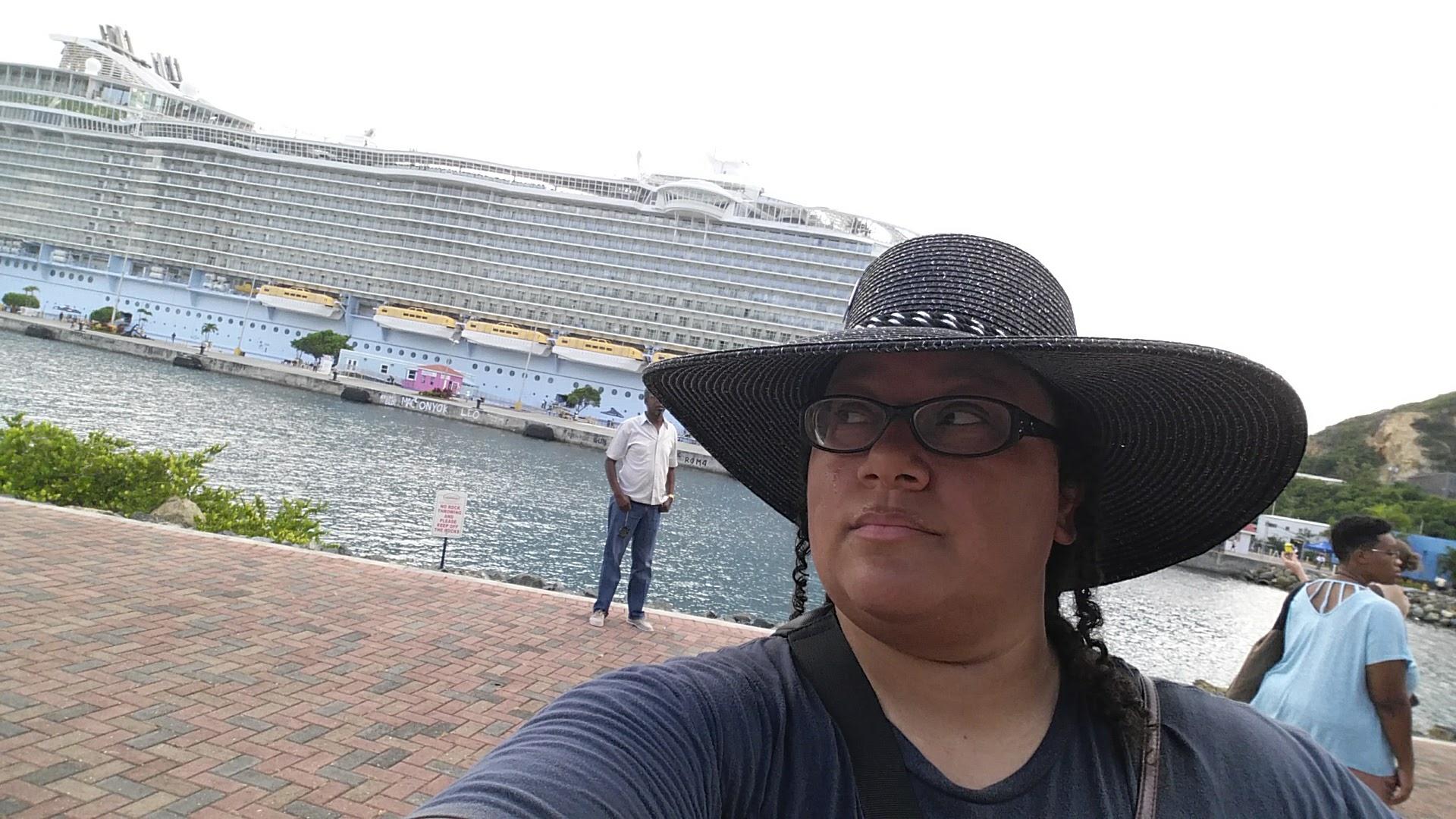 WX Cruise Caribbean boat