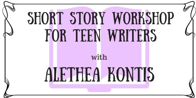 Short story Workshop for Teen Writers