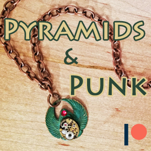 The Pyramids and Punk project