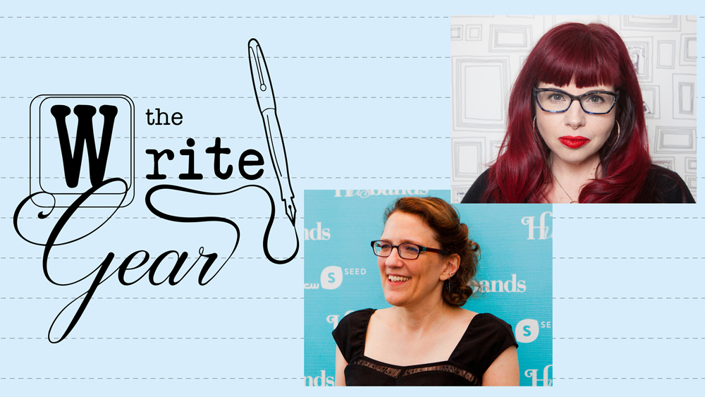 The-Write-Gear Conversations with Jane Espenson and Kelly Sue Deconnick