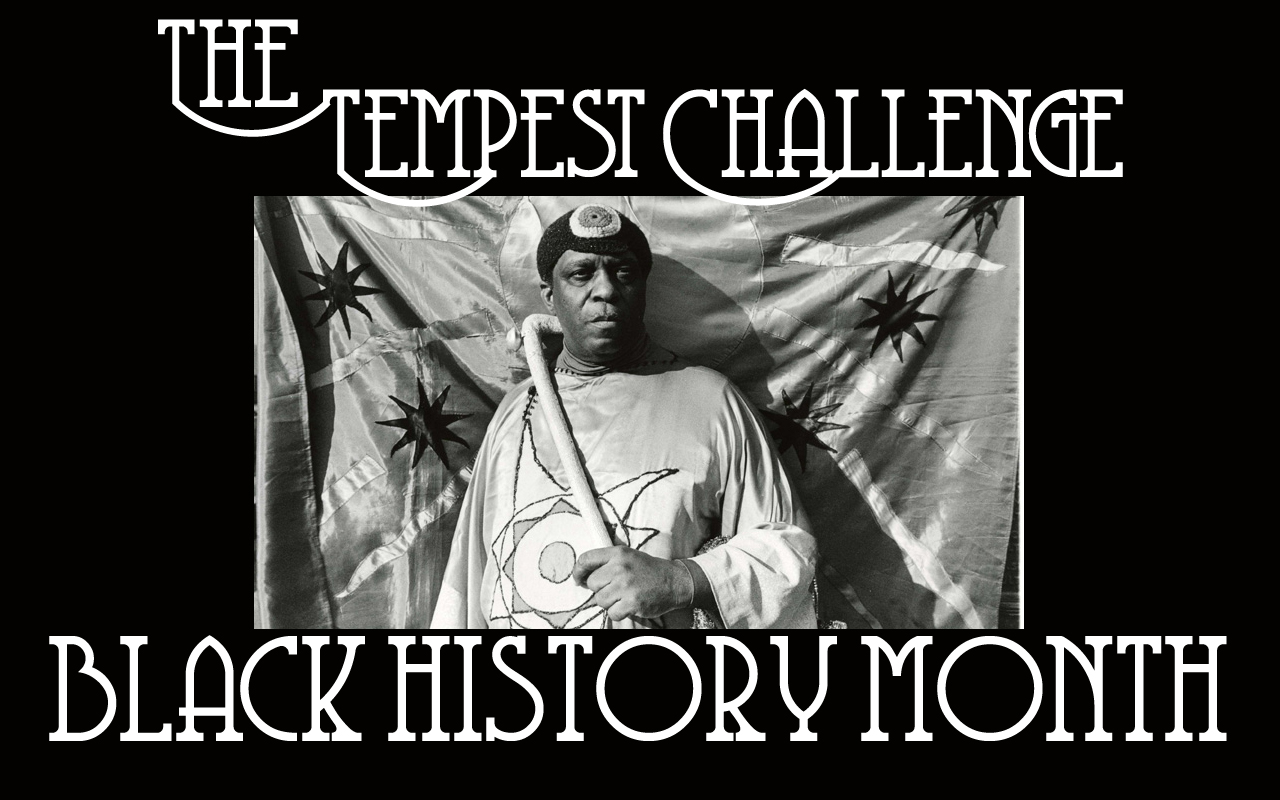 February Tempest Challenge Day 9