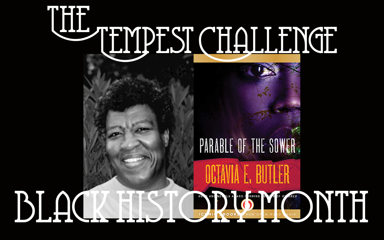 Parable of the Sower by Octavia E Butler