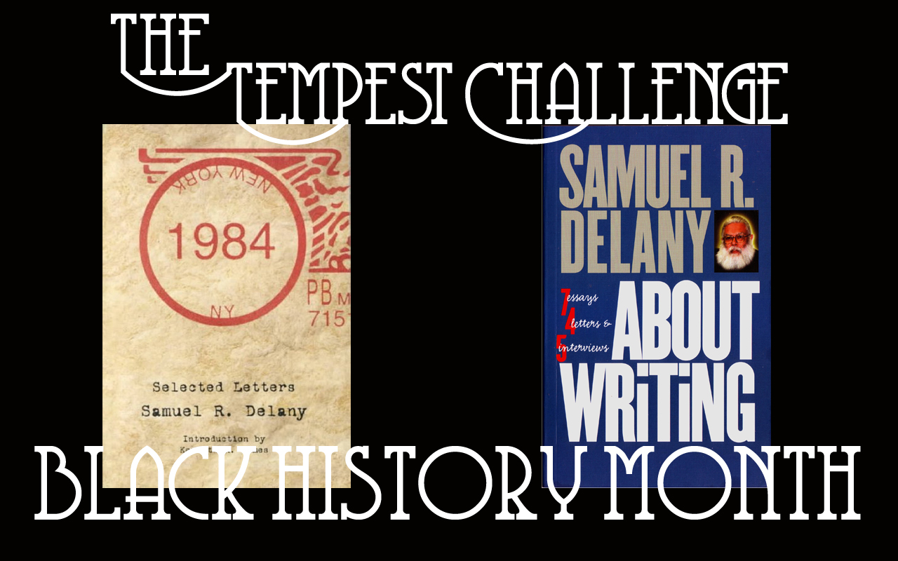 1984 and About Writing by Samuel R. Delany