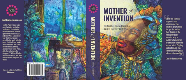 mother of invention hardback cover