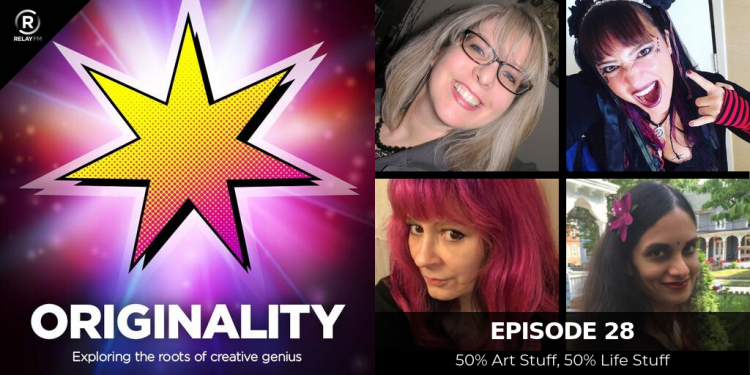 ORIGINALity episode 28 header